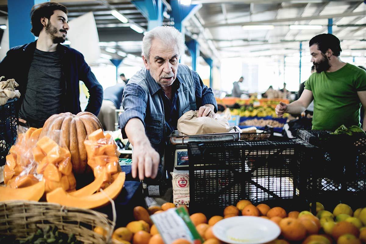 Biomarkt Istanbul Tipps