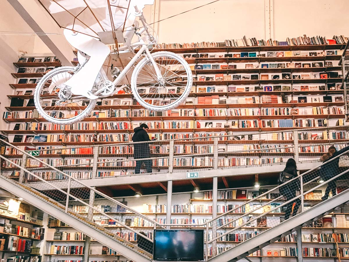 Buchladen Lissabon