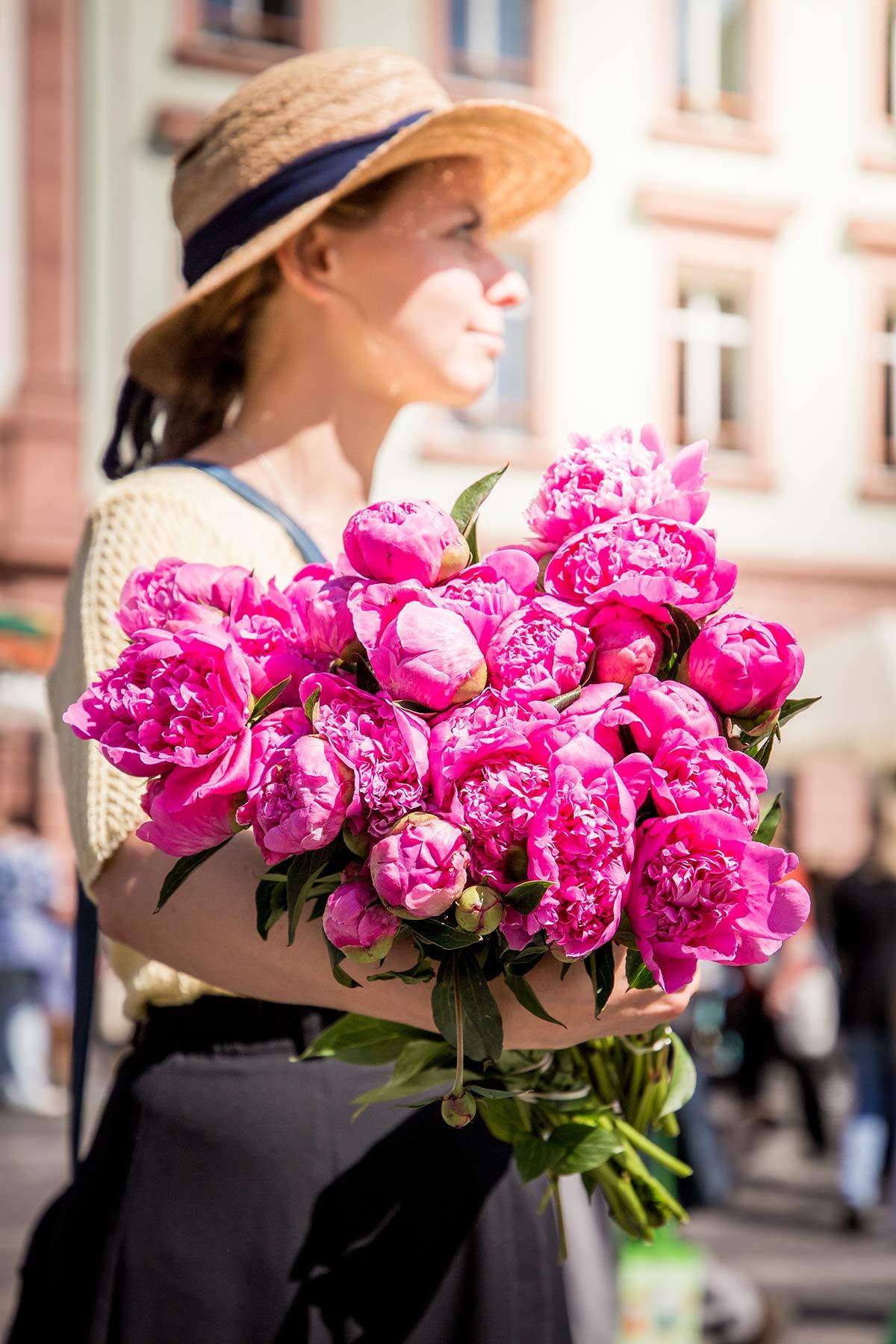 Christine Neder Blumen Marktplatz
