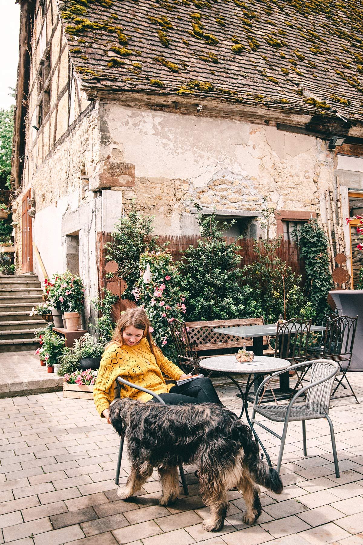 Christine Neder Cafe Augenwaide