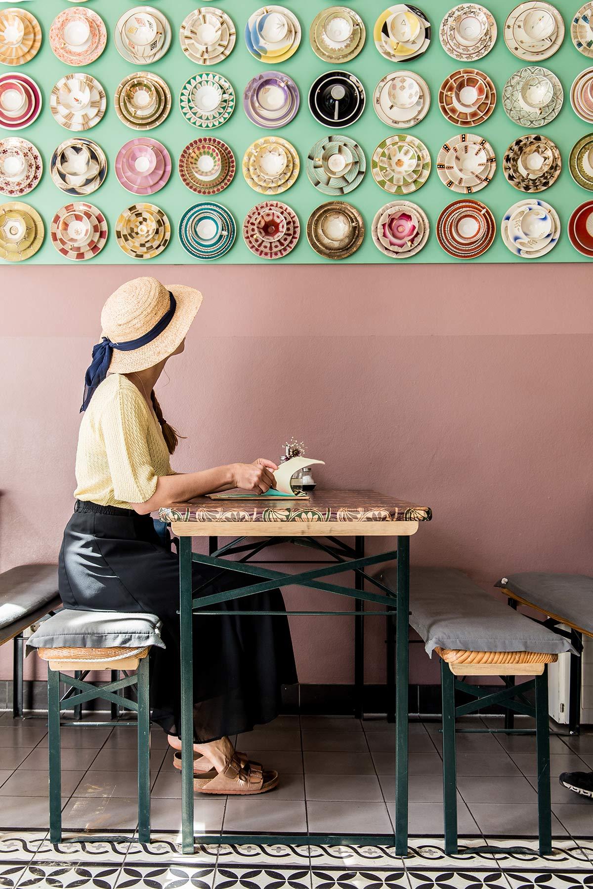 Christine Neder Cafe Dicke Lilli gutes Kind