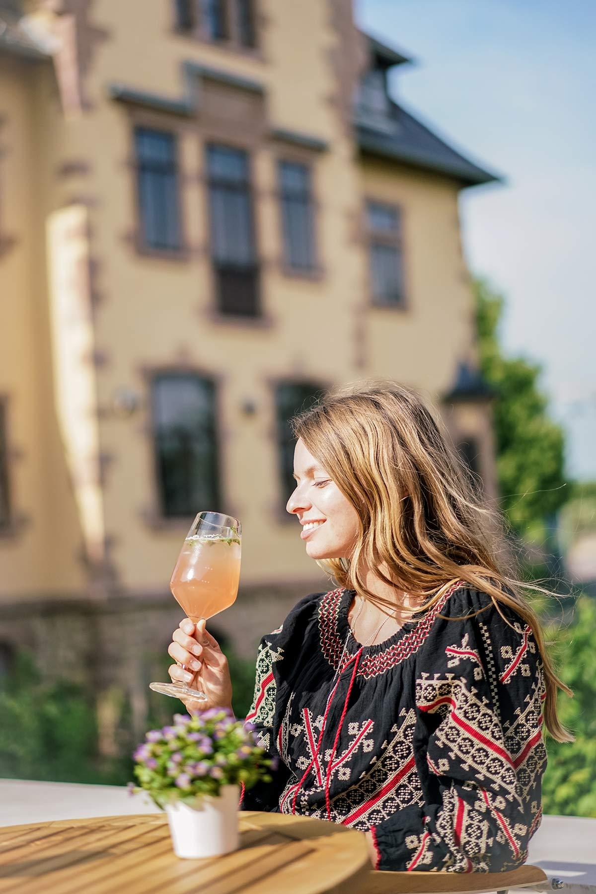 Christine Neder Gut Leben am Morstein Westhofen