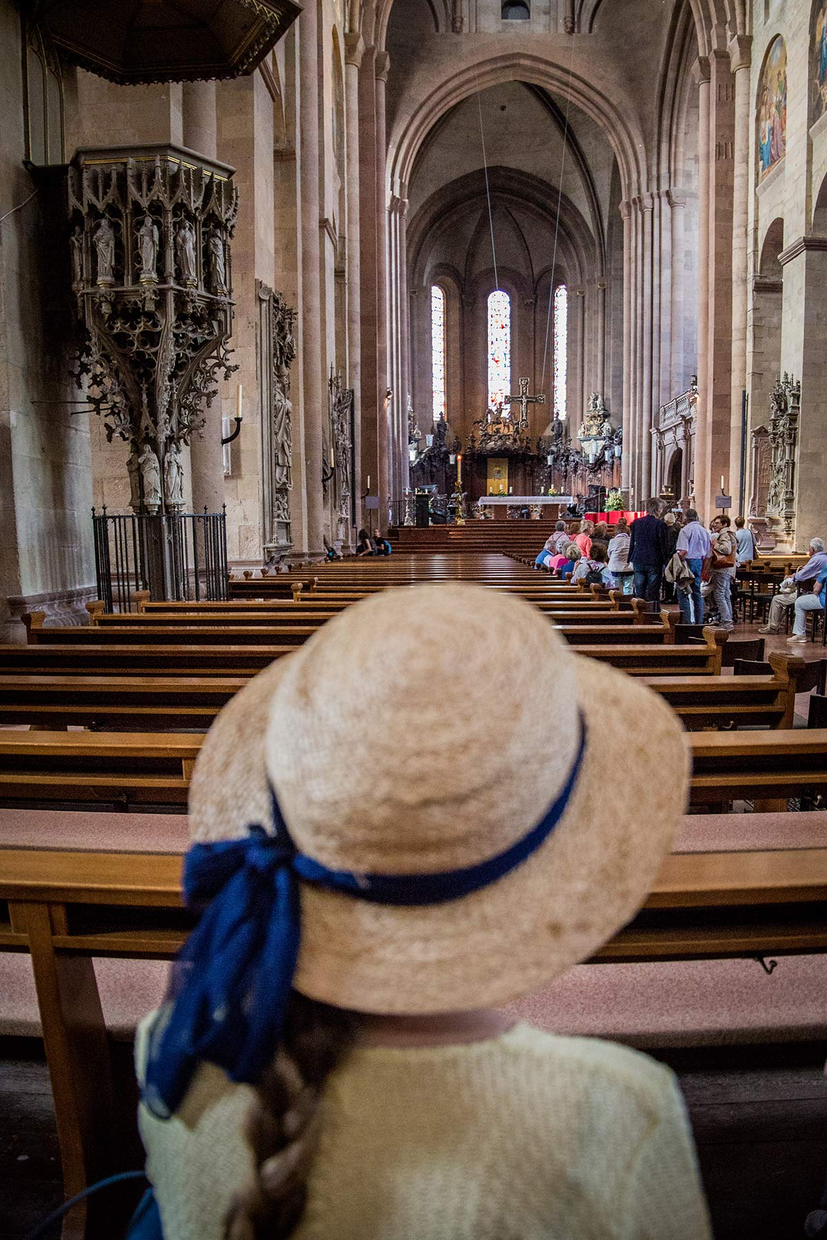 Christine Neder Mainzer Dom