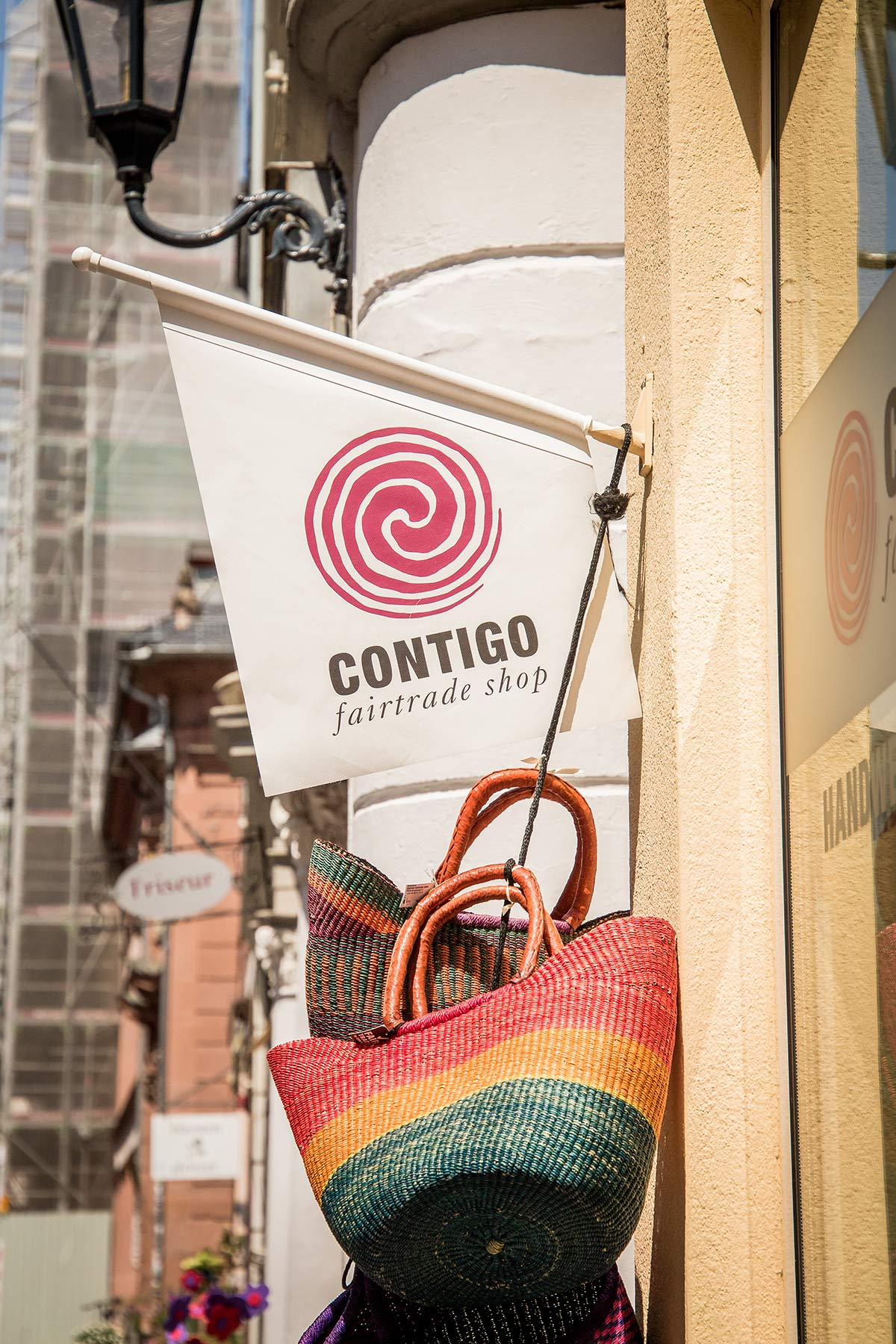 Contigo Fair Trade Shop in Mainz