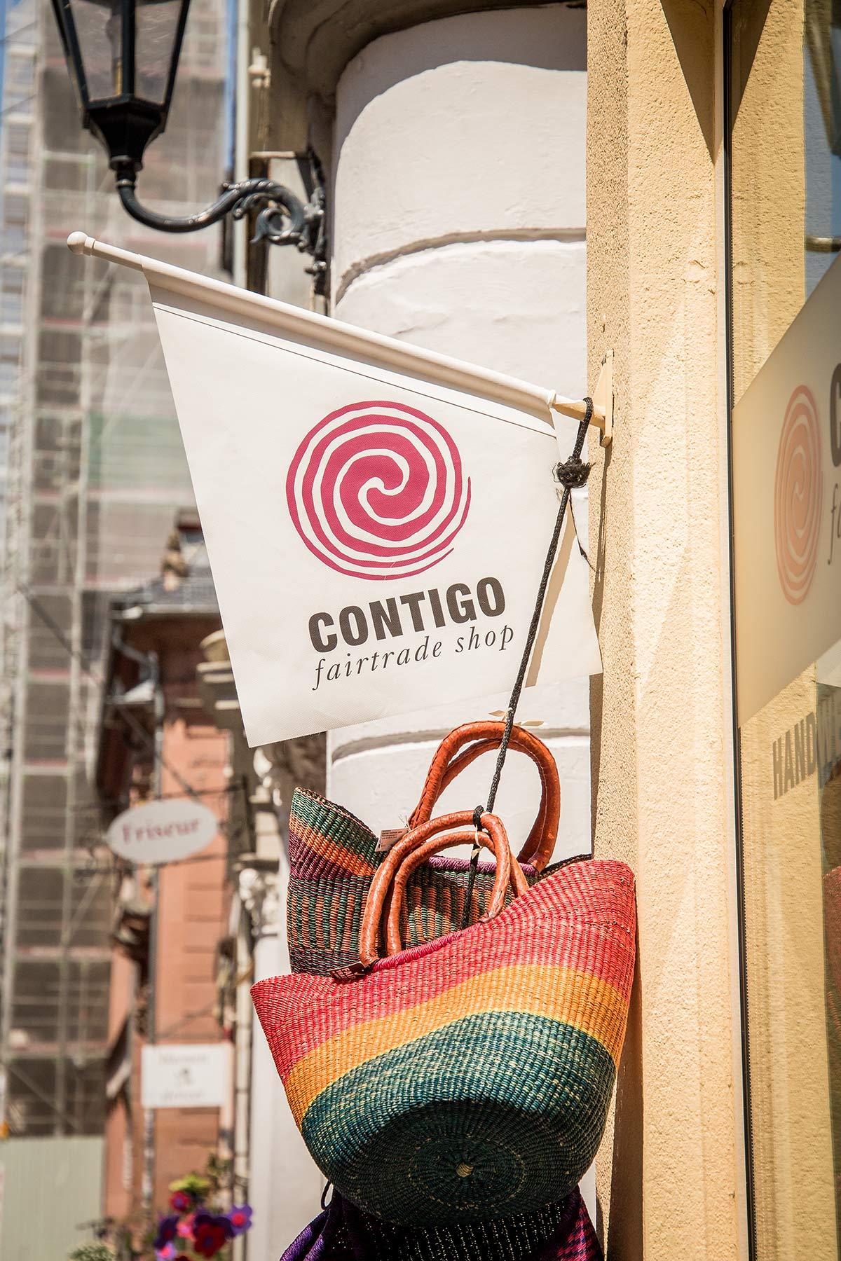 Contigo Fair Trade Shop in Mainz