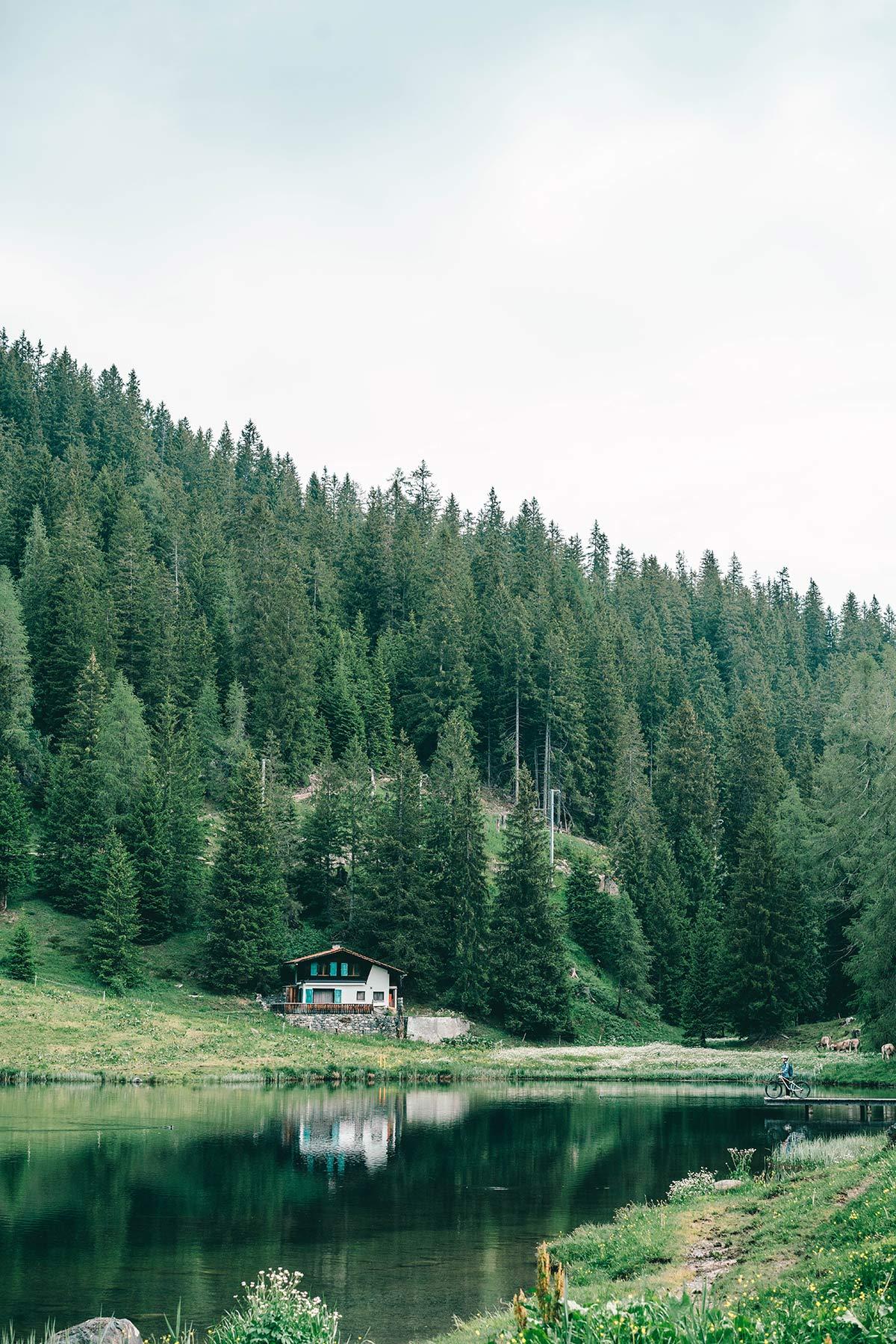 Davos Schwarzsee