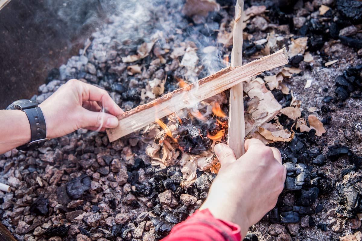 Feuermachen