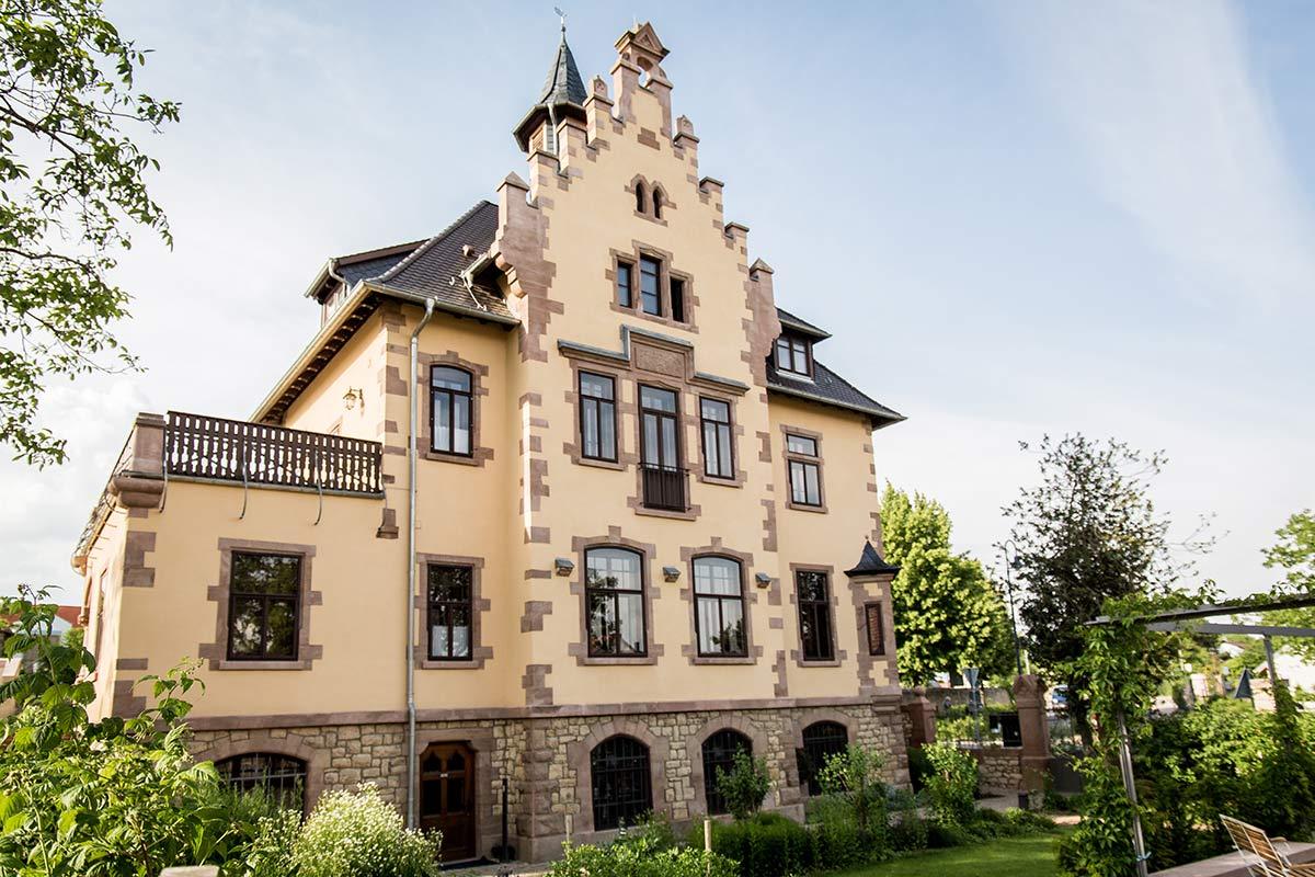 Gut Leben am Morstein Westhofen aussen