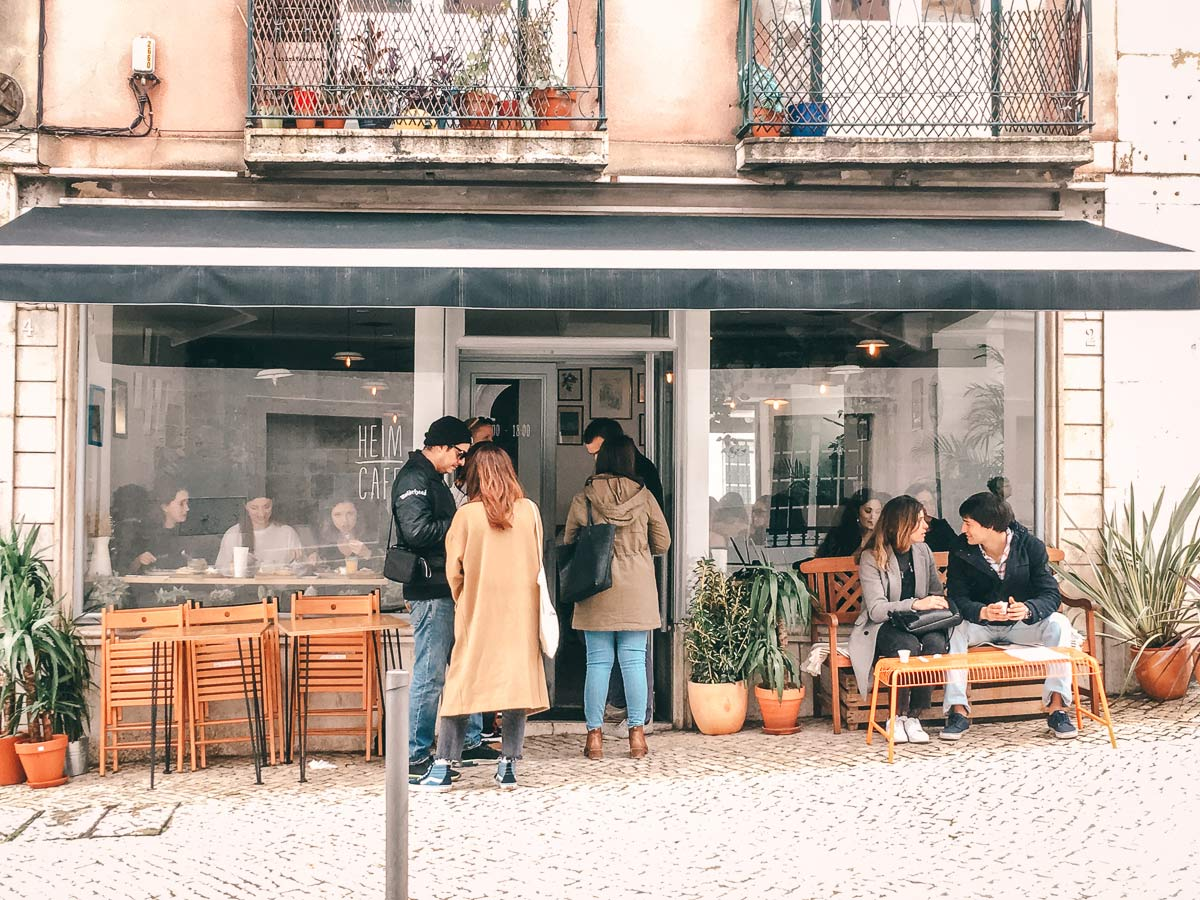 Heim Cafe Fruehstueck