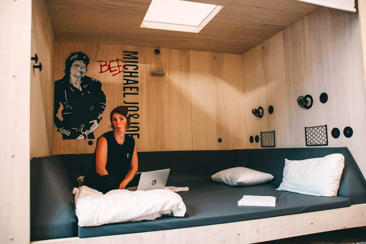 Hossegor Reisetipps Surfhostel