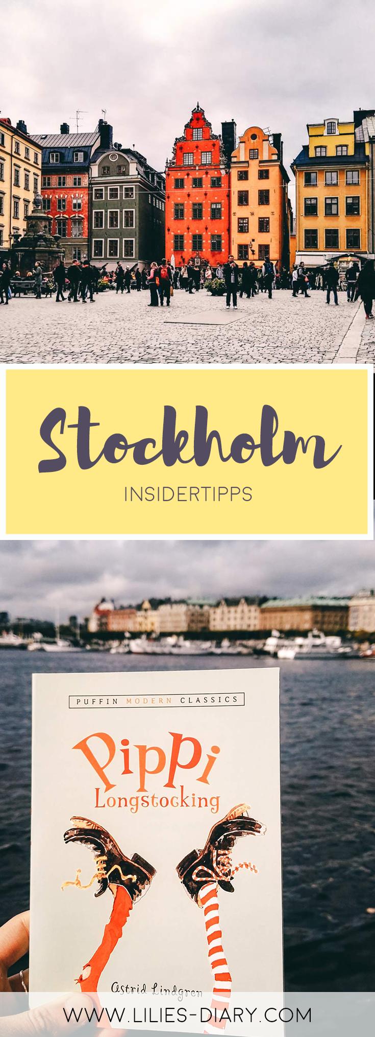 Insider Tipps Stockholm