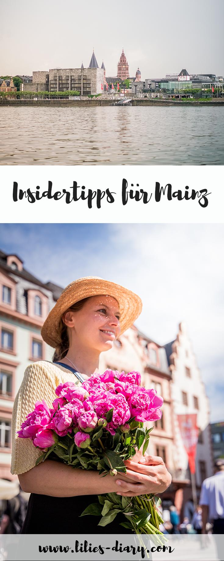 Insidertipps für Mainz