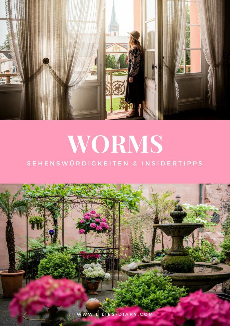 Insidertipps Worms