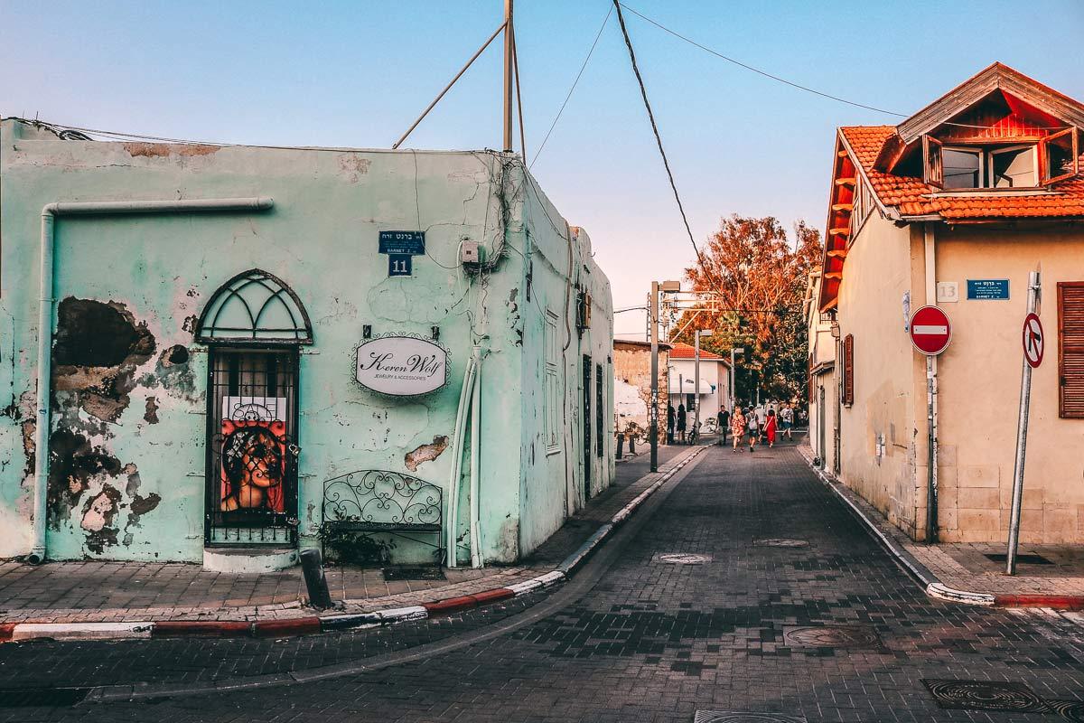 Israel Reisetipps Tel Aviv Jaffa