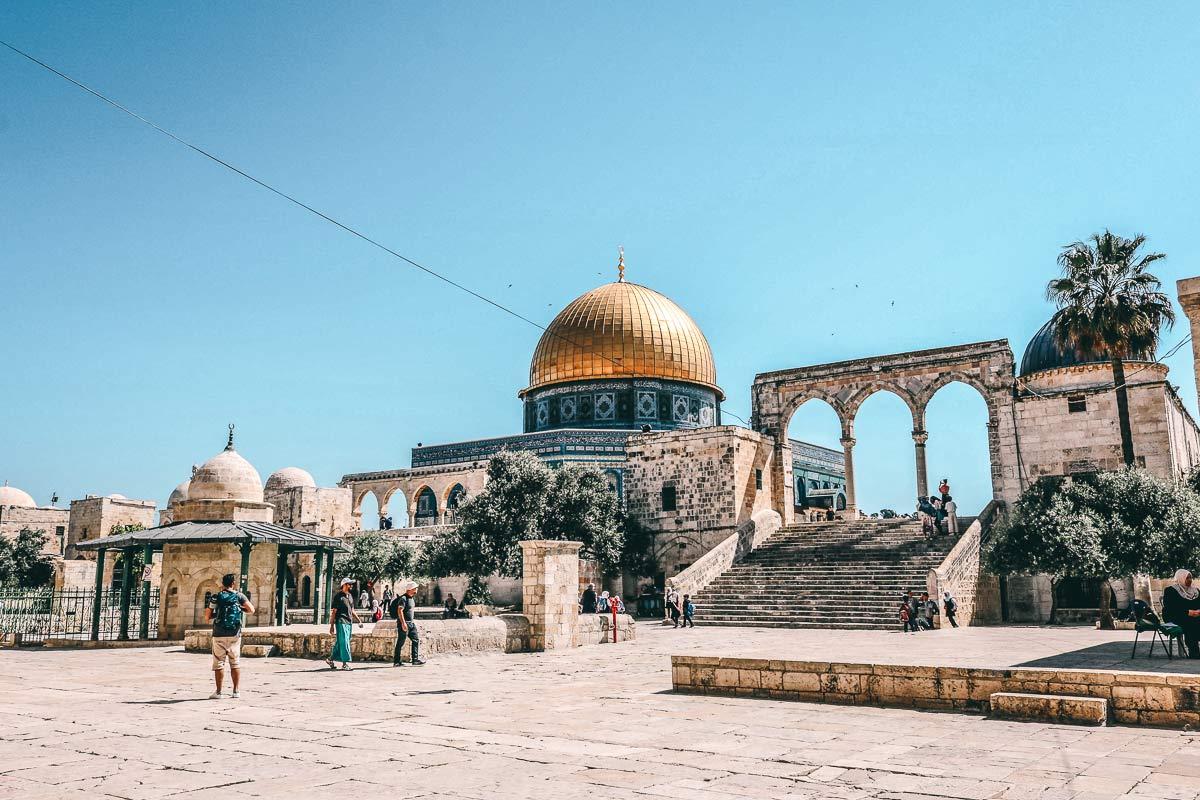 Israel Reisetipps Tempelberg