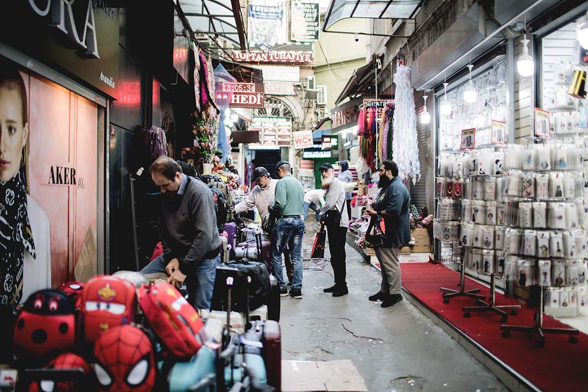 Istanbul Tipps Gassen