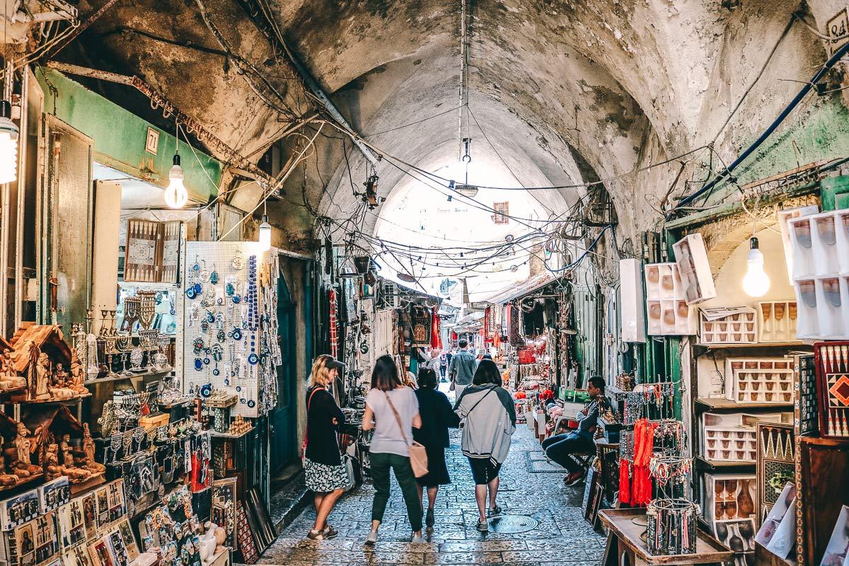 Jerusalem Reisetipps Altstadt