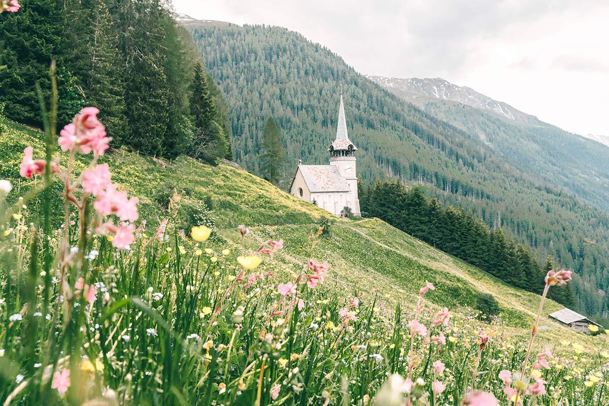 Monstein Kirche