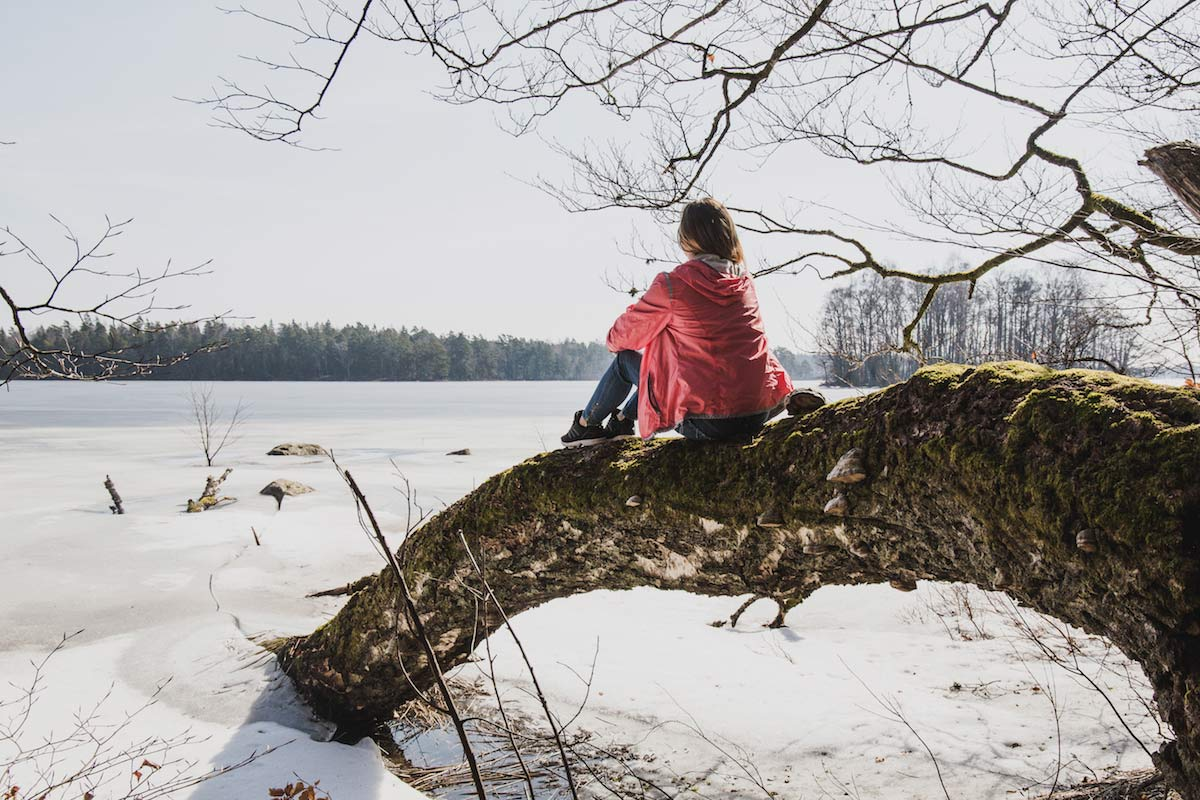 Nationalpark Asnen Schweden