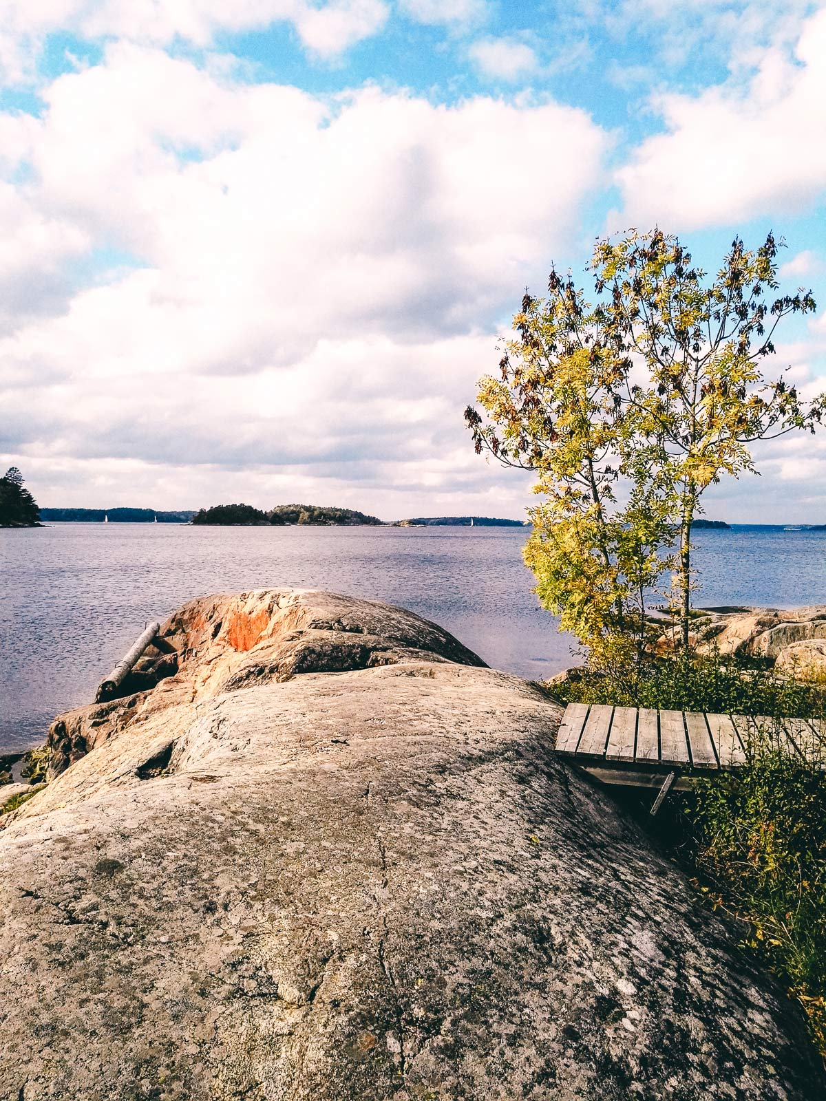 Schaereninsel Grinda Stockholm
