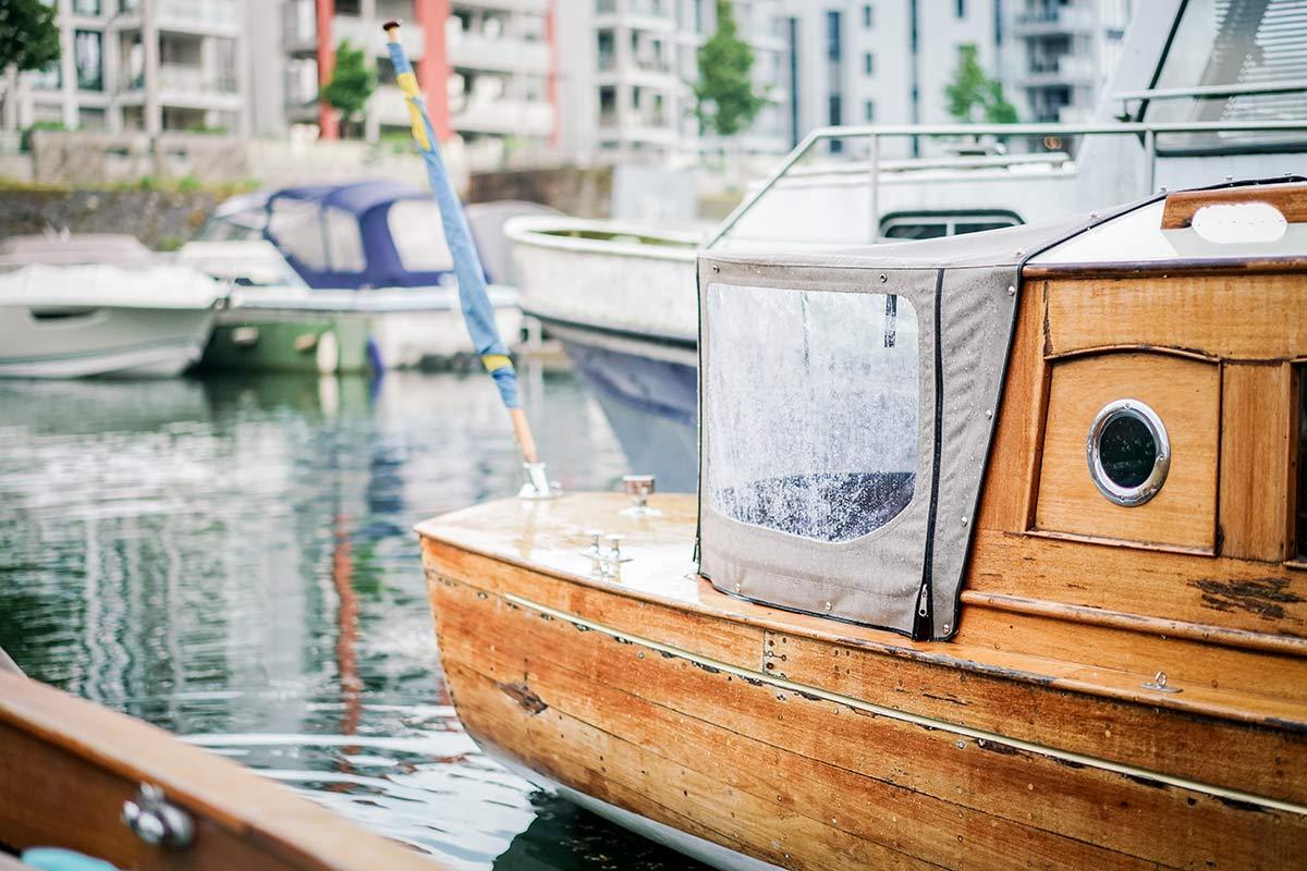 Schiffchebootche uffm Rhoi in Mainz