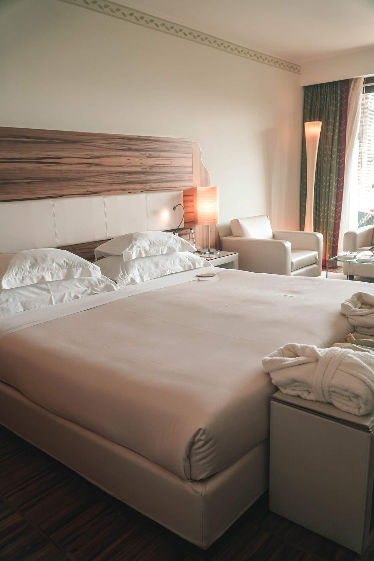 Schlafzimmer Lefay Resort