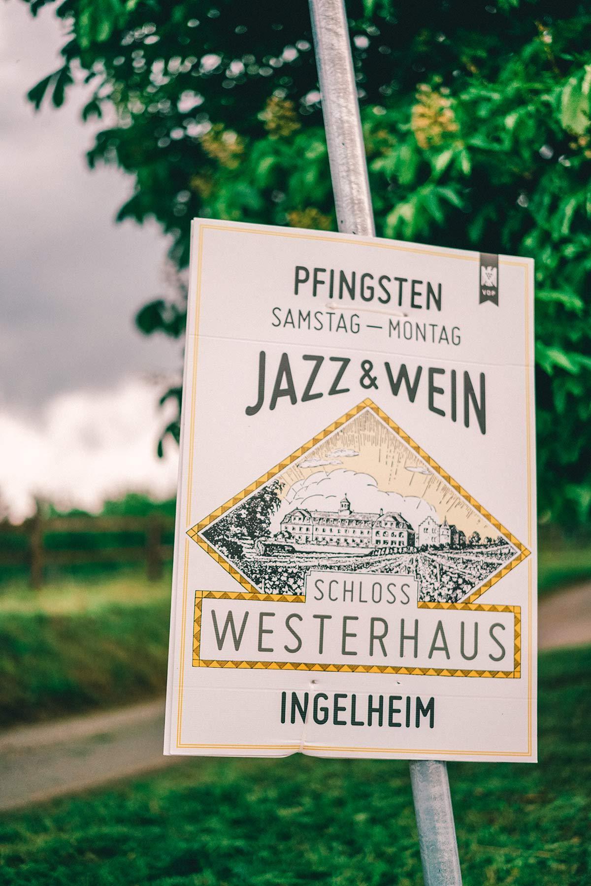 Schloss Westerhaus Jazz & Wein