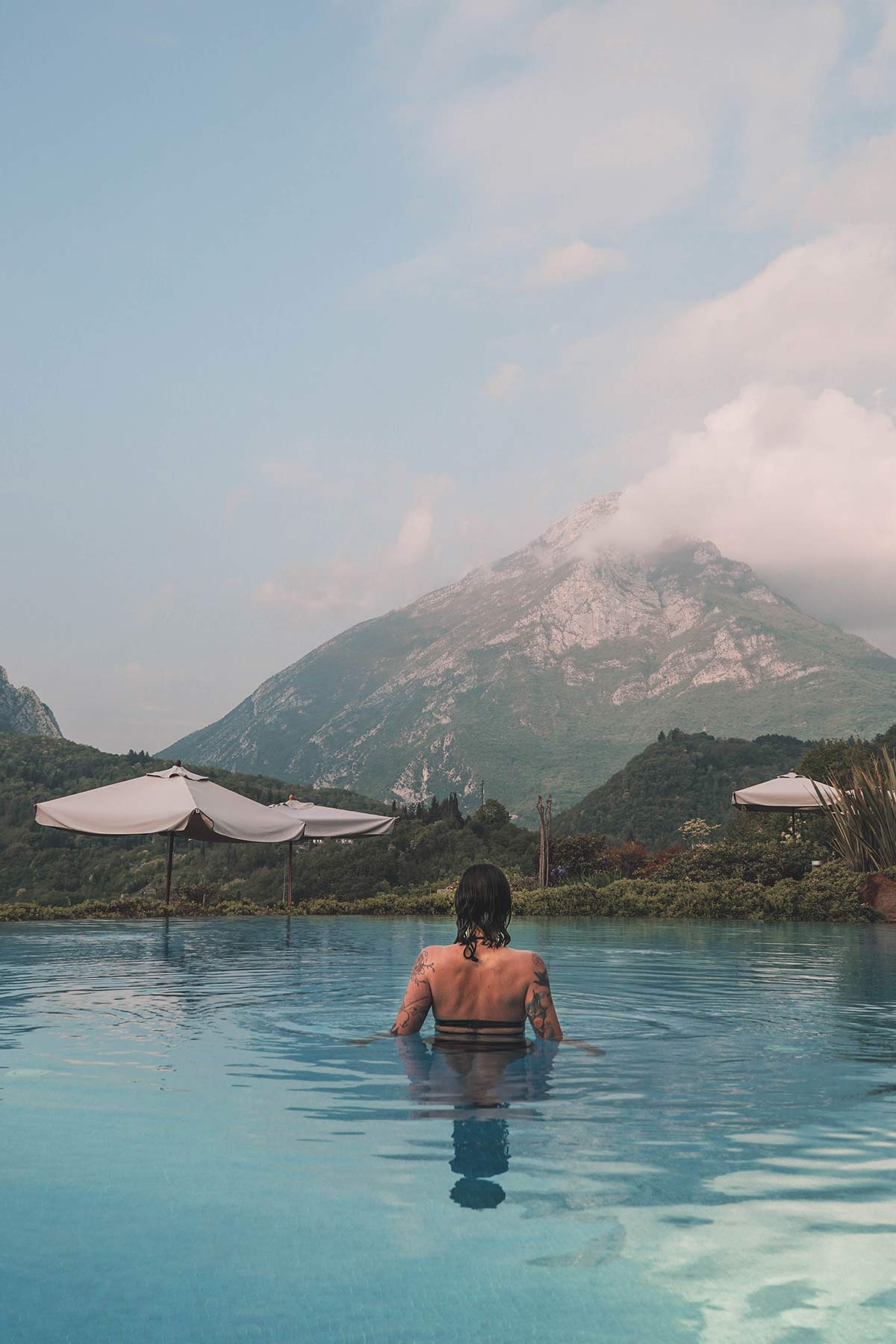 Schönstes Hotel am Gardasee