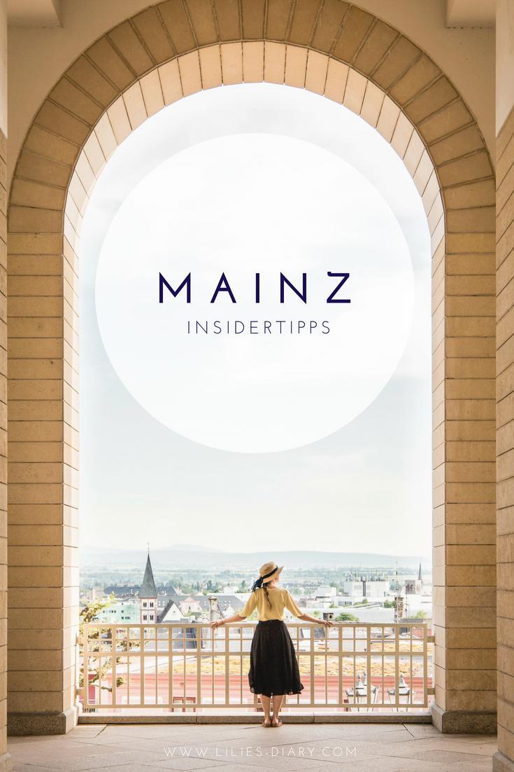 Sehenswürdigkeiten Mainz Deutschland