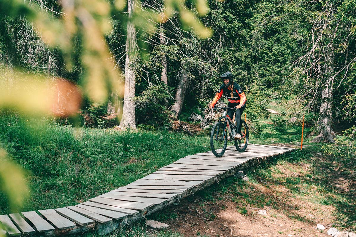 Skill Park Lenzerheide