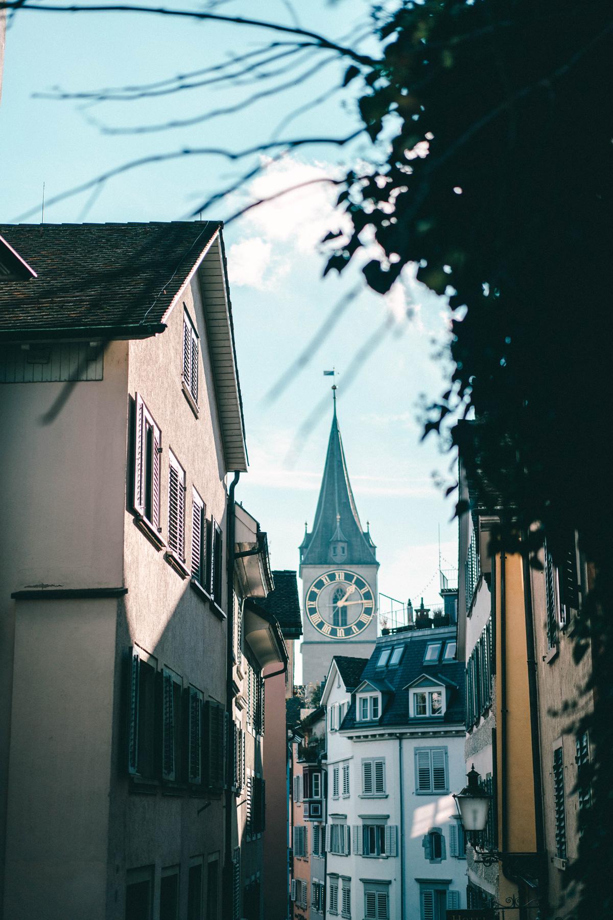 St-Peter-Zürich