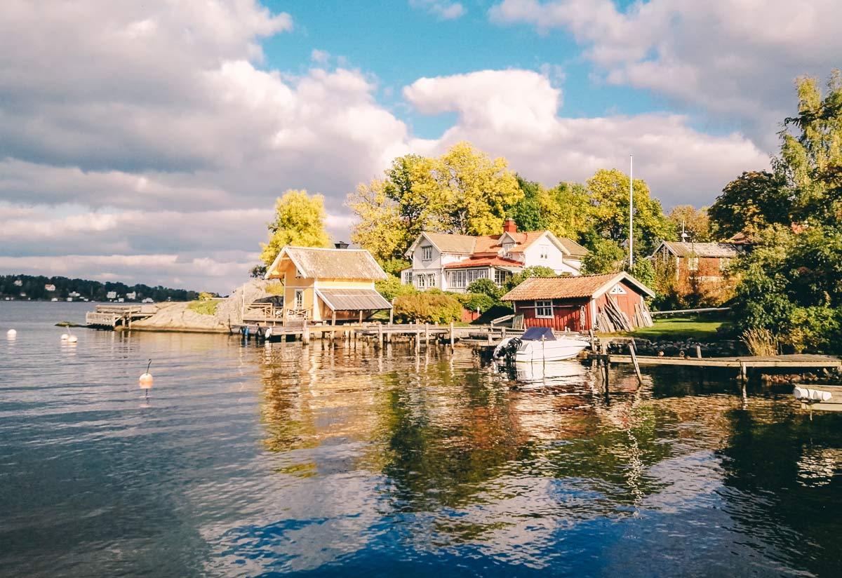 Stockholm Tipps Schaereninseln