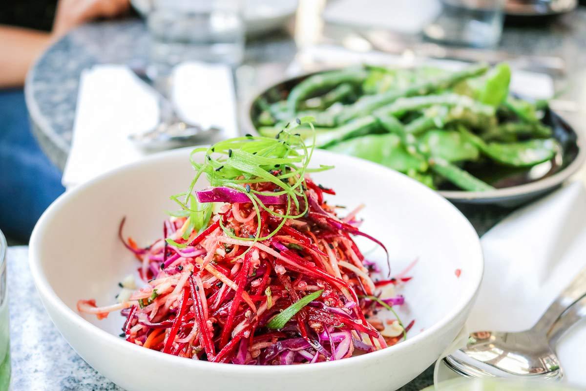 Vegan essen Israel Reisetipps