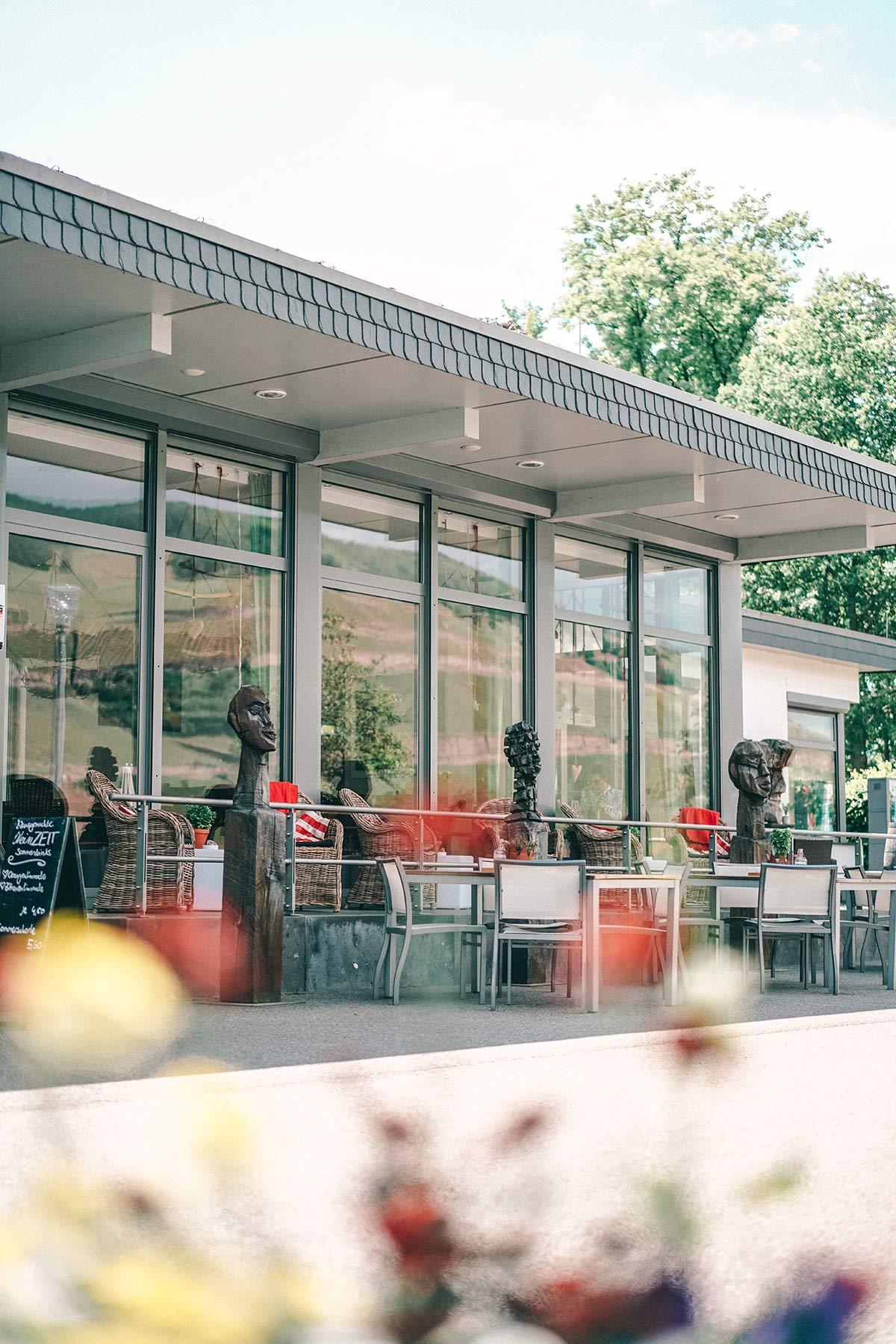 Vinothek WeinZeit Bingen am Rhein aussen