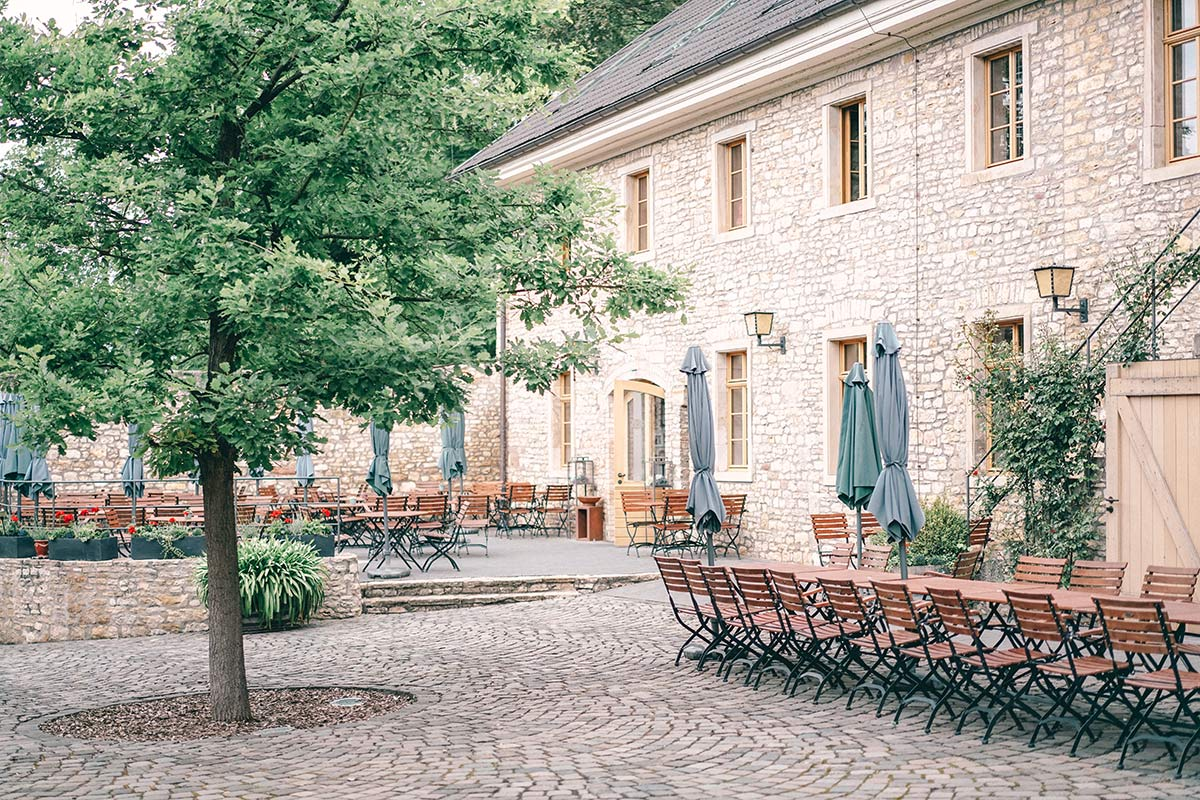 Wasems Kloster Engelthal aussen