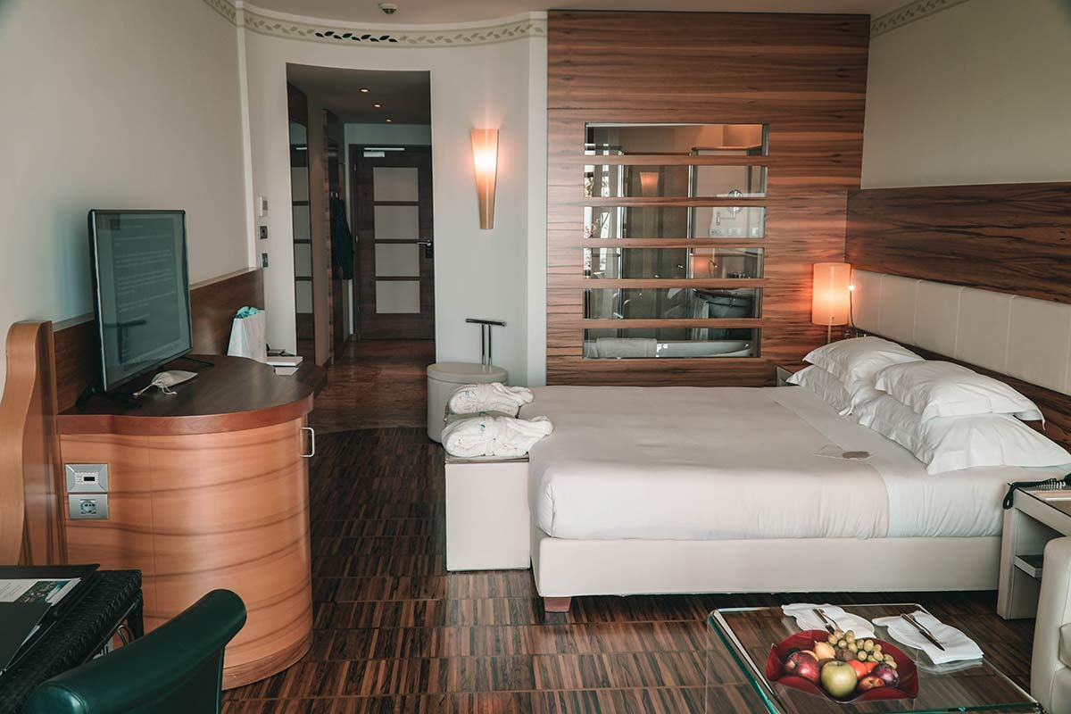 Zimmer Lefay Gardasee Italien
