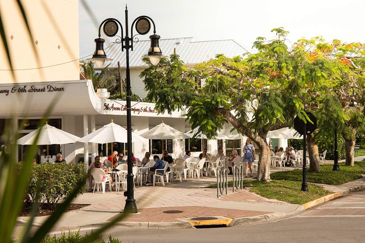 5th Avenue Coffee Company Naples Florida