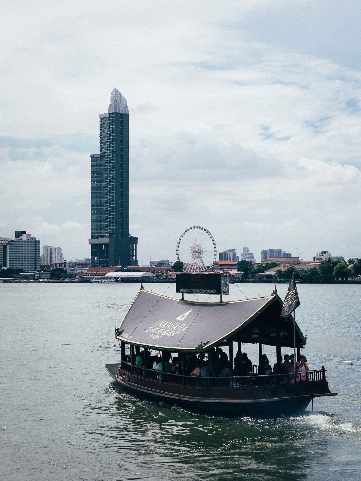 Anantara Shuttleservice Bangkok