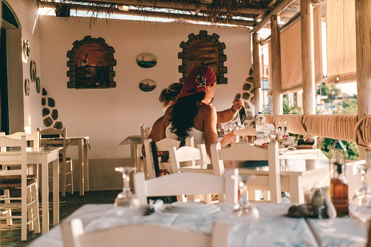 Annas Taverna in Nas