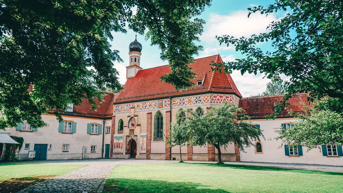 Blutenburg Schlosskirche