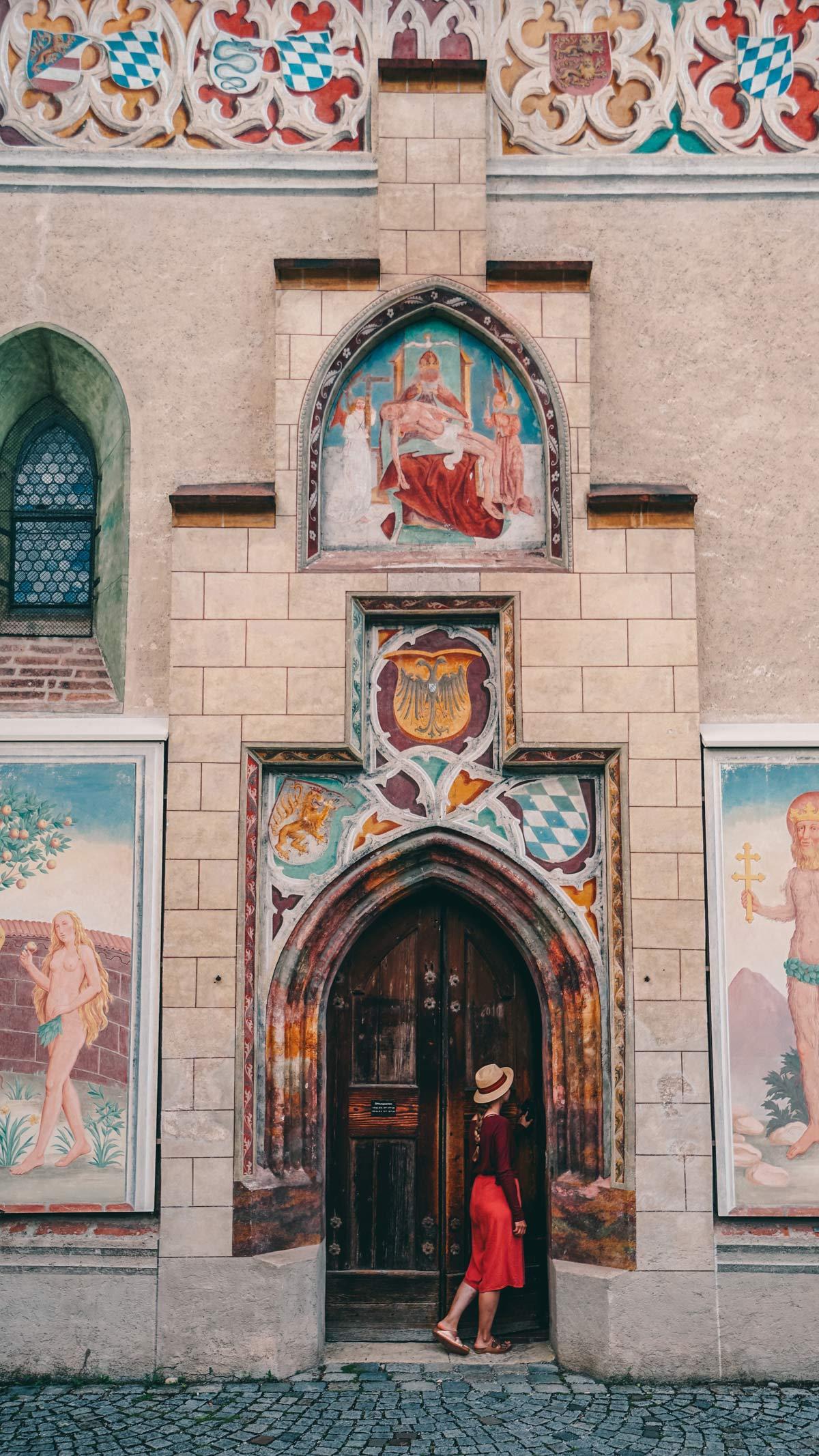 Blutenburgs Schlosskirche