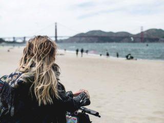 Fahrradtour zur Golden Gate Bridge