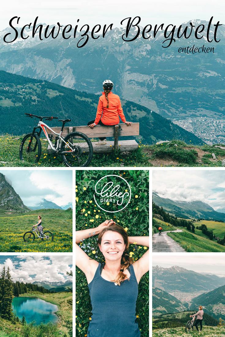 Highlights Schweizer Bergwelt