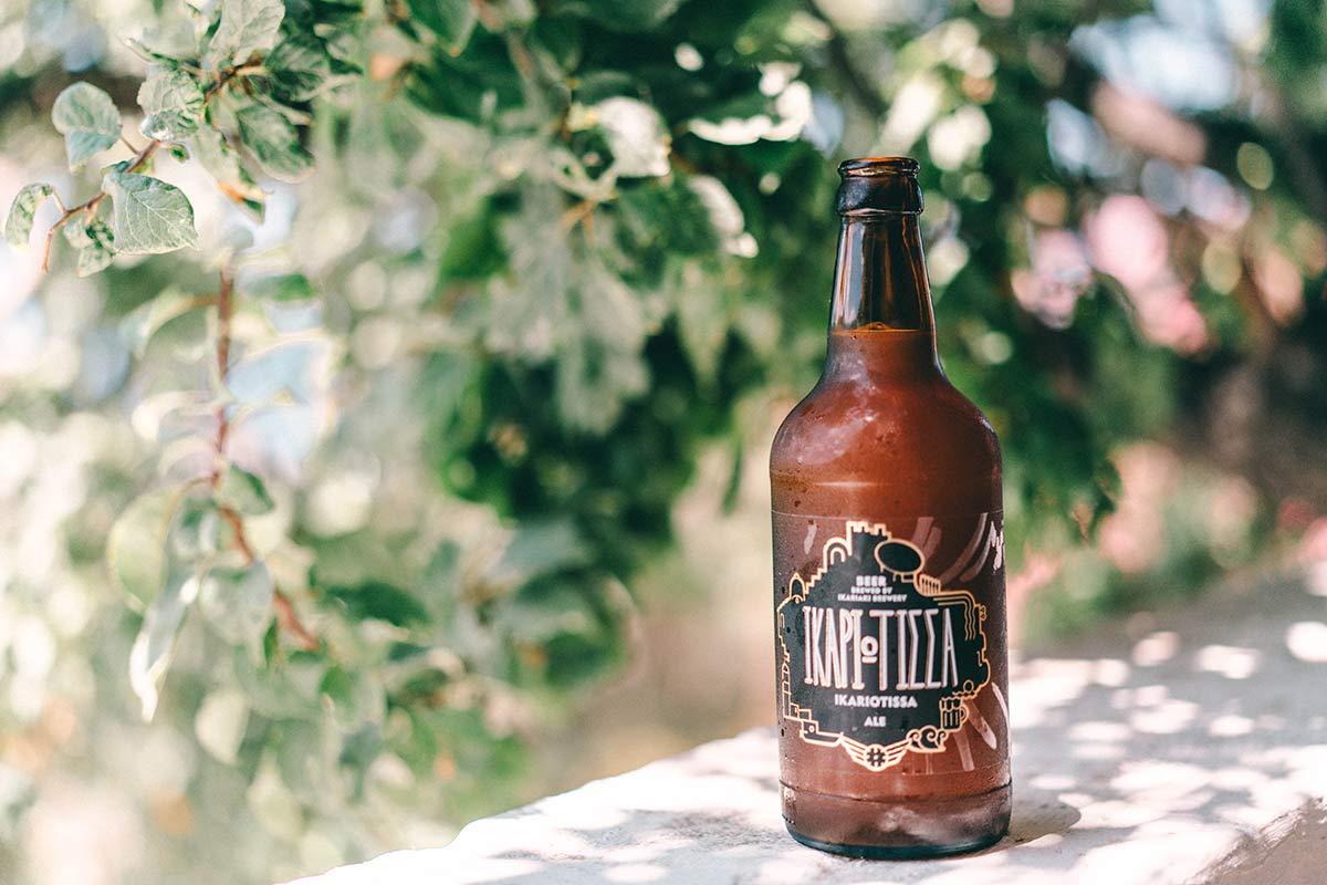 ikarianisches Bier