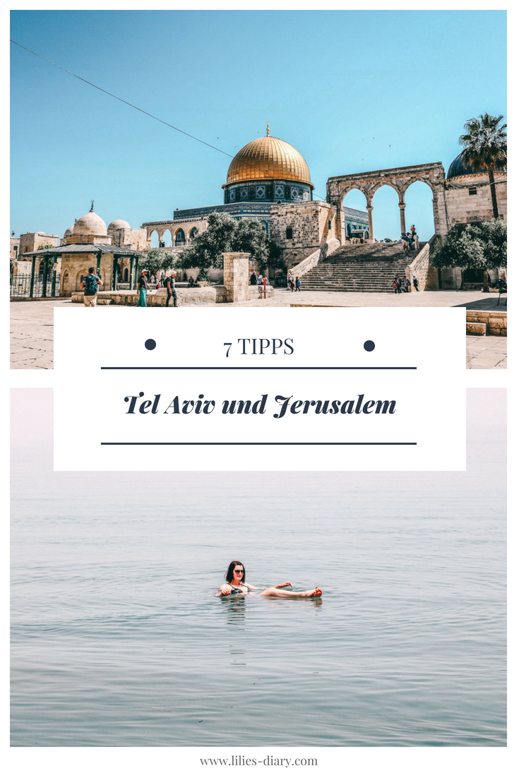Insider Tipps Israel Urlaub