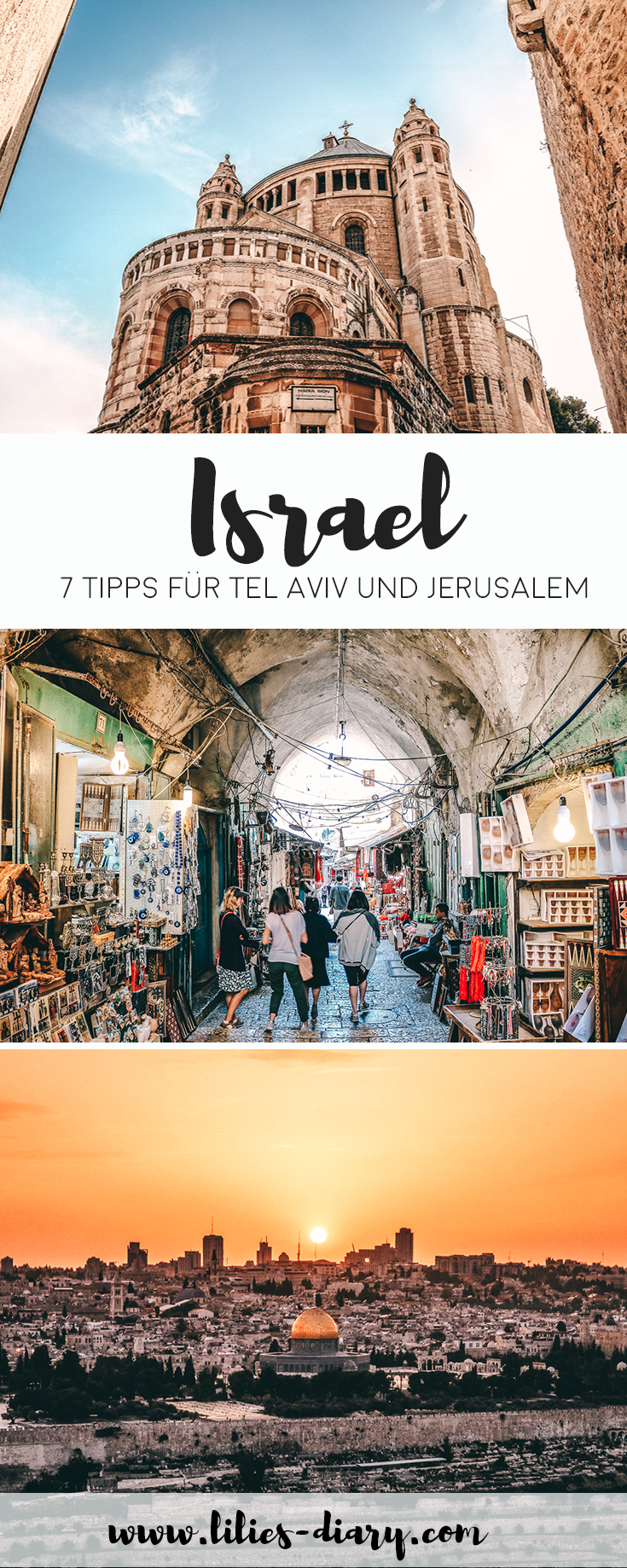 Insidertipps Israel Urlaub