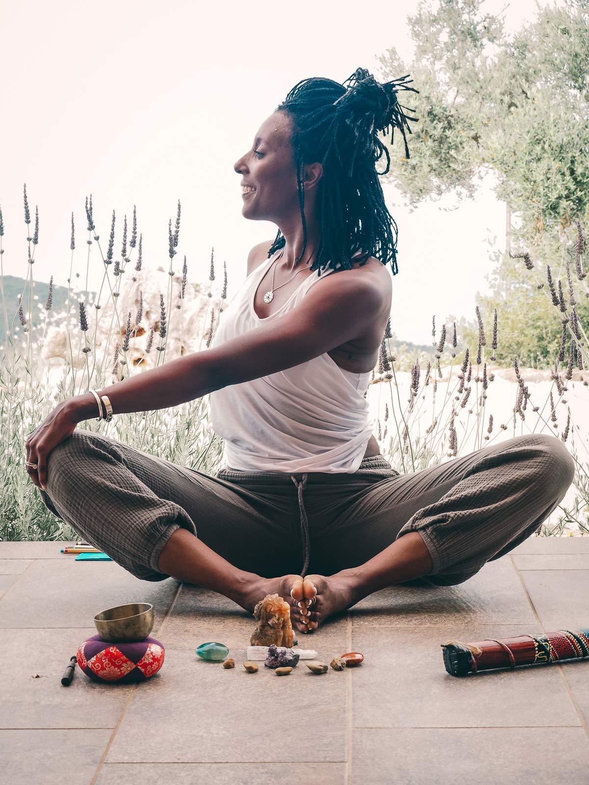 Kay Yoga Lehrerin