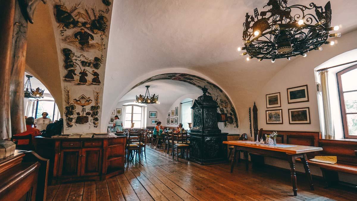 Kloster Raitenhaslach Klostergasthof