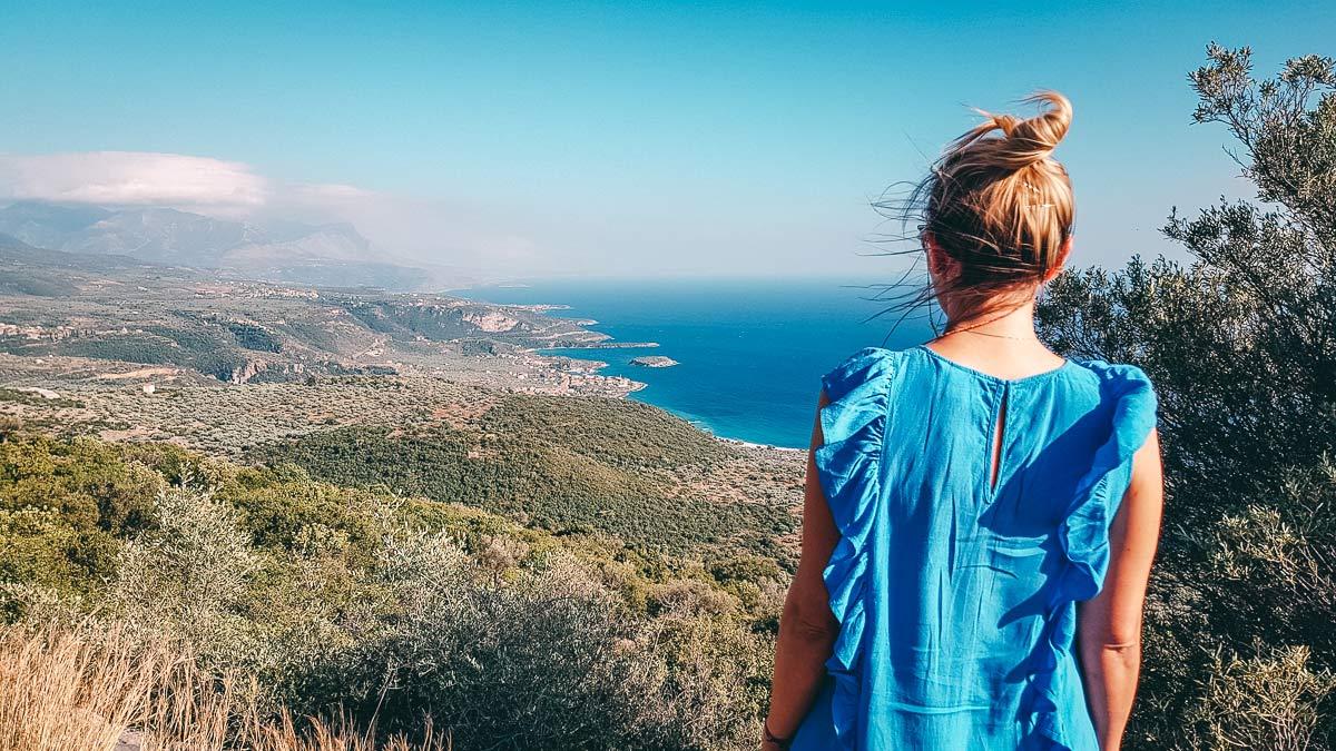 Mani in Griechenland
