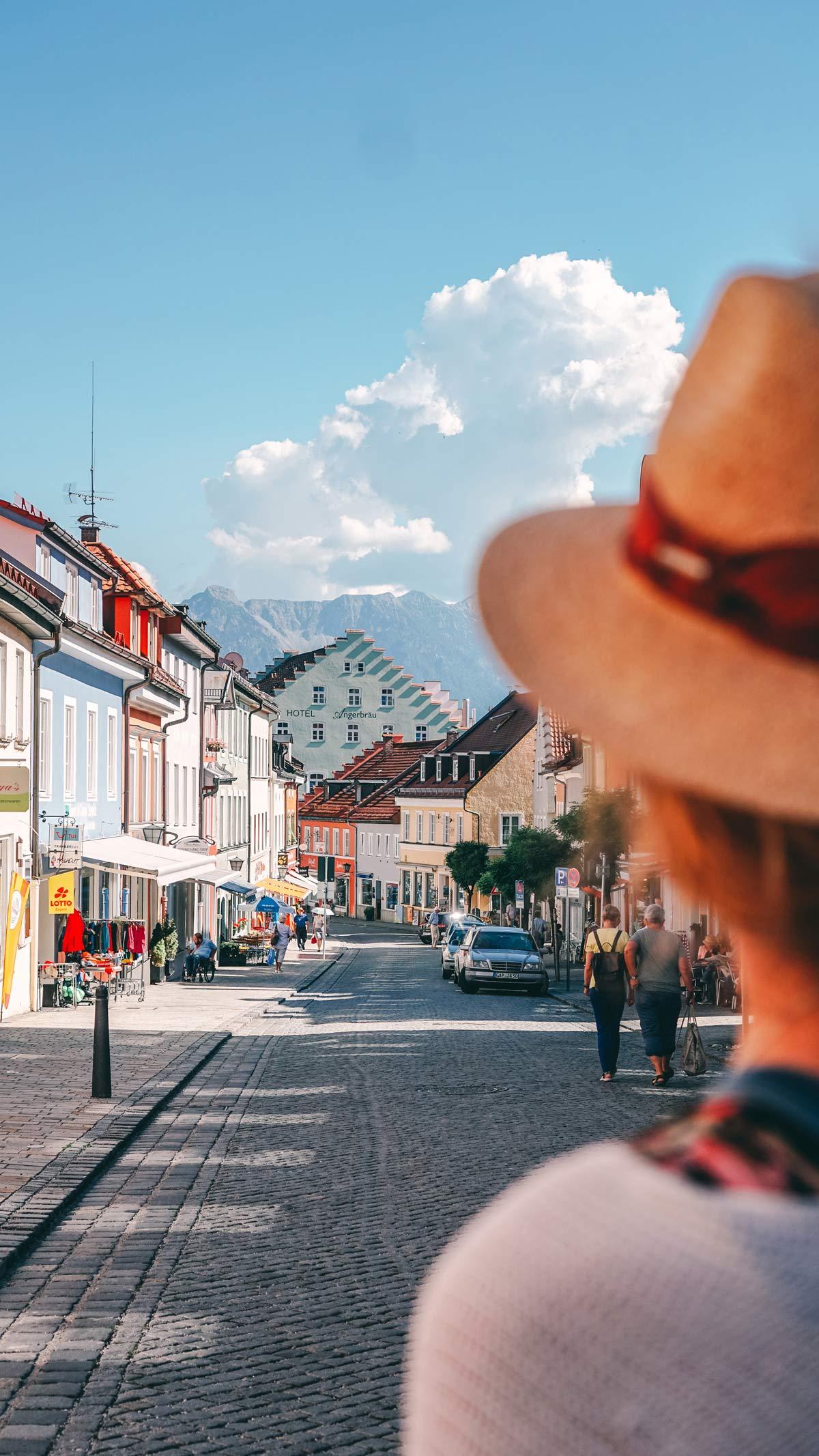 Murnau Altstadt